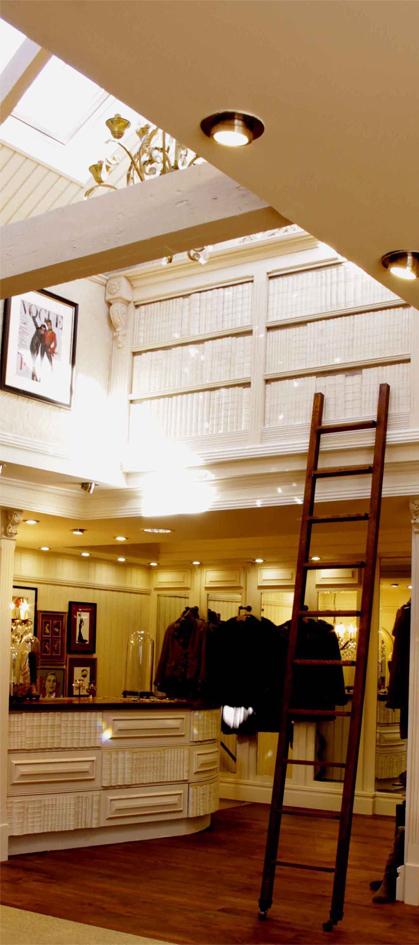 Jules B lady's department – Jesmond