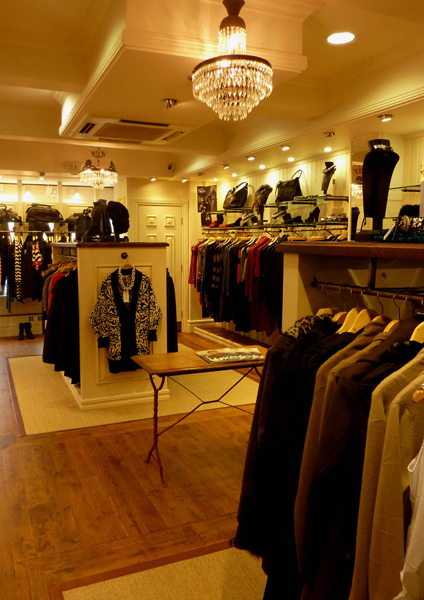 Jules B lady's department – Jesmond